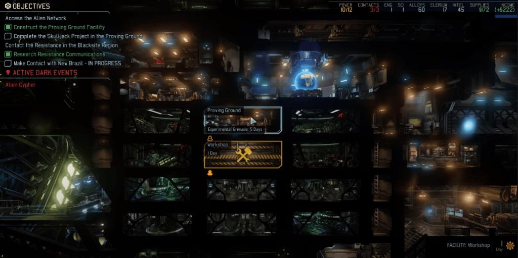 The Avenger Facilities