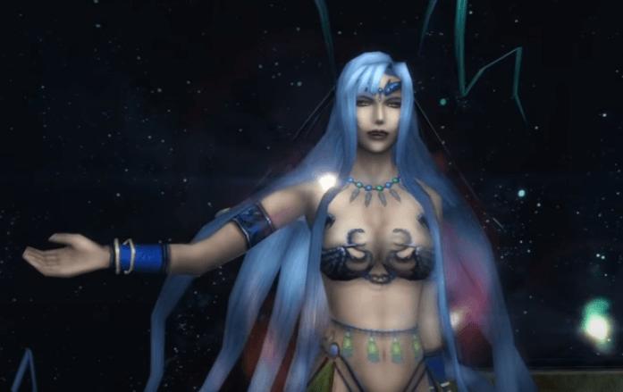 Who is Lady Yunalesca FFX