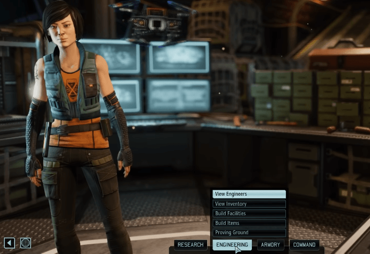 You should priortize hiring engineers in XCOM 2