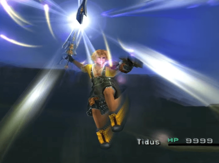 How to get Tidus Overdrives in FFX
