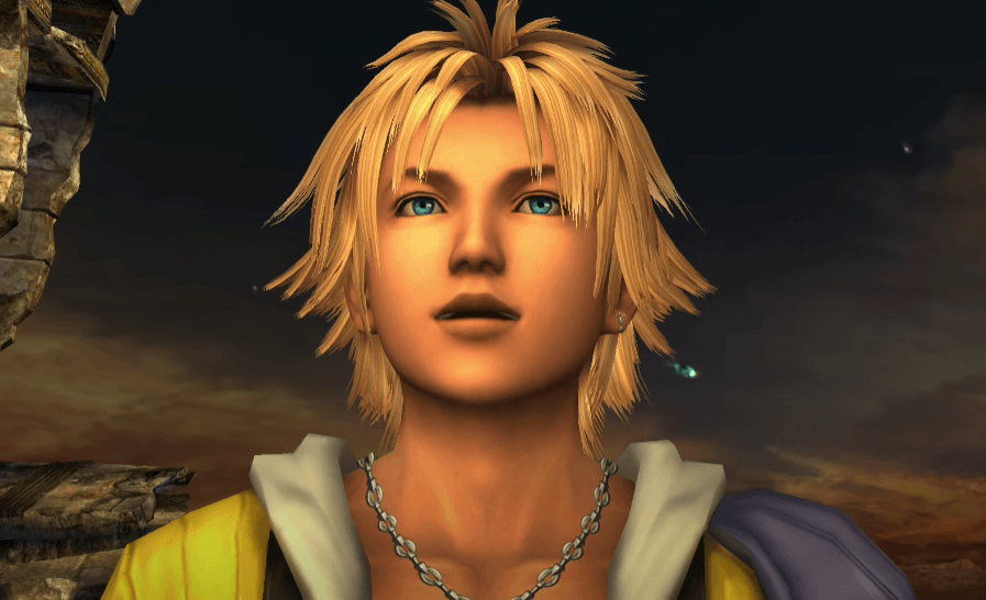 Listen to my story - Tidus