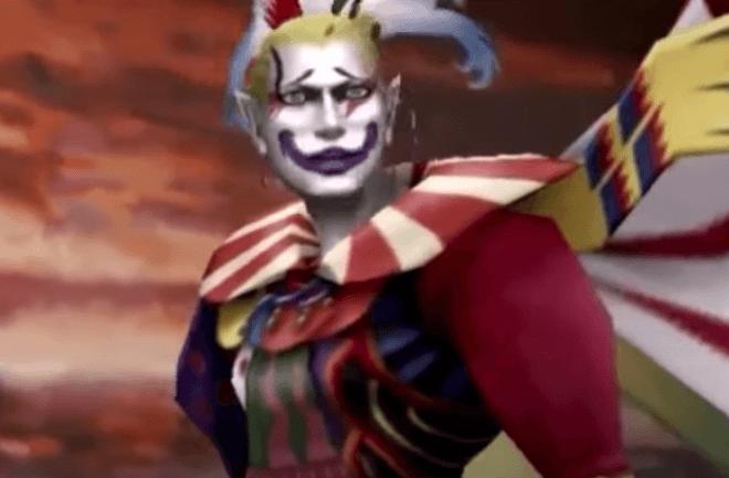 Read my lips - Kefka (Final Fantasy VI)