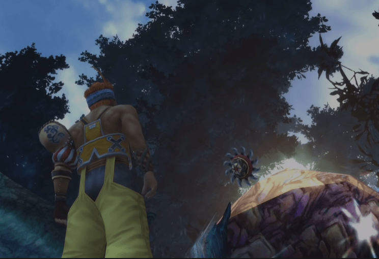You must unlock all of the Slots Reels before you get the Jupiter Sigil for Wakka's Celestial Weapon