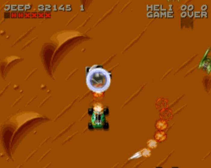 Firepower 2000 SNES gameplay