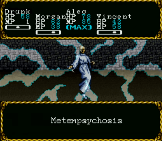 Laplace No Ma SNES gameplay