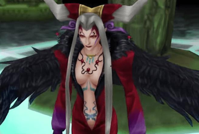 Sorceress Ultimecia FF8