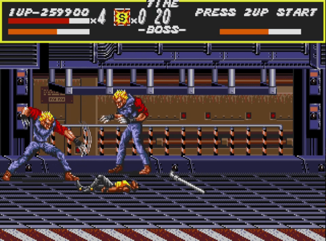 The Hardest Streets of Rage Bosses