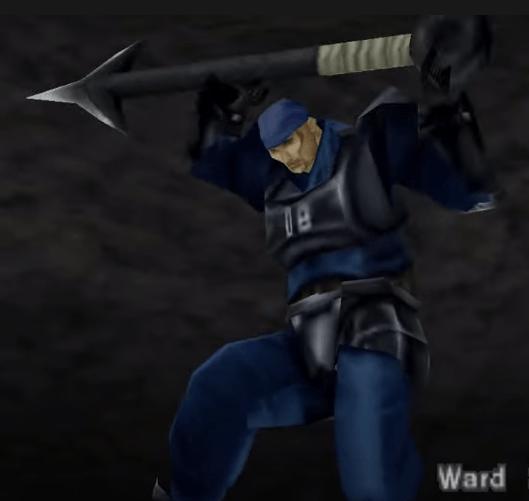 Ward Zabac - FF8