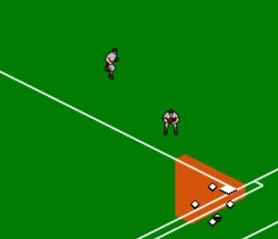 Baseball Stars NES Gameplay