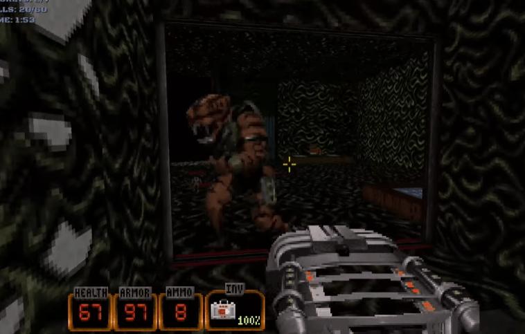 Duke Nukem 3D Monsters