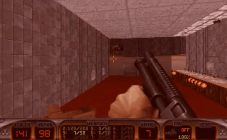 Duke Nukem Shotgun