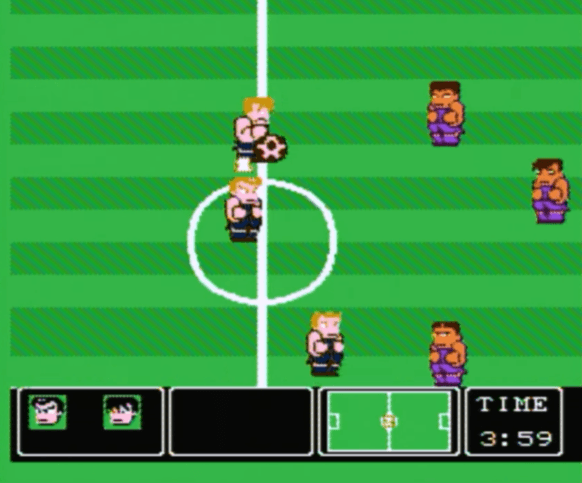 The Best NES Sports games