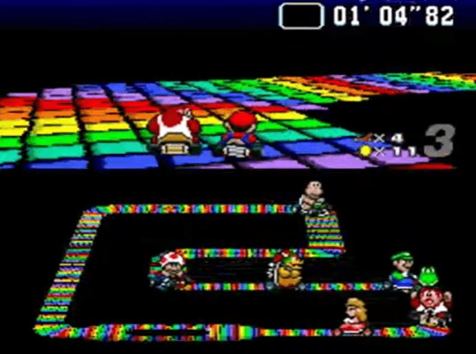 The Best SNES Racing Games