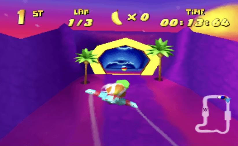 Diddy Kong Racing - N64 Gameplay