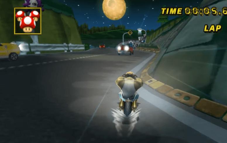 Moonview Highway Wii