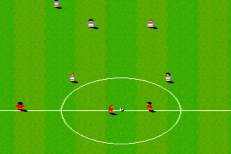 Sensible Soccer - SNES gameplay