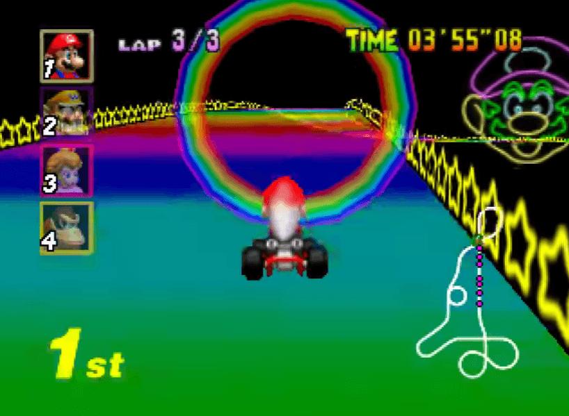 The 5 Best N64 Racing games