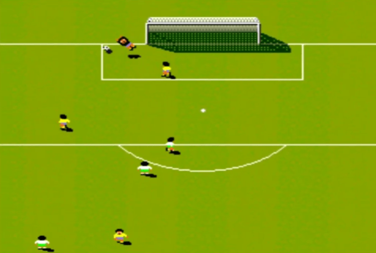 The Best SNES Soccer Game
