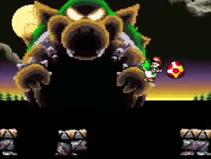 The hardest Yoshi's Island Bosses Ranked