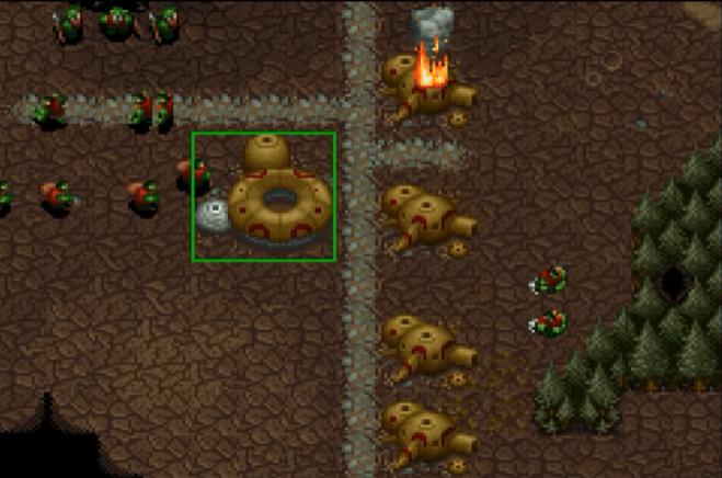 Warcraft 1 Cheats