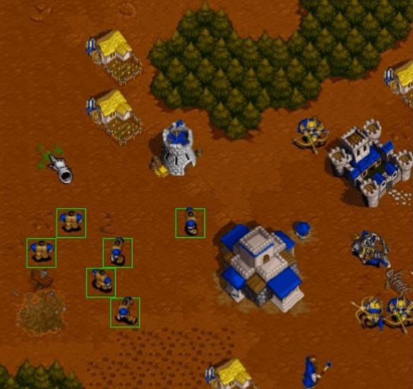Warcraft 2 Cheats