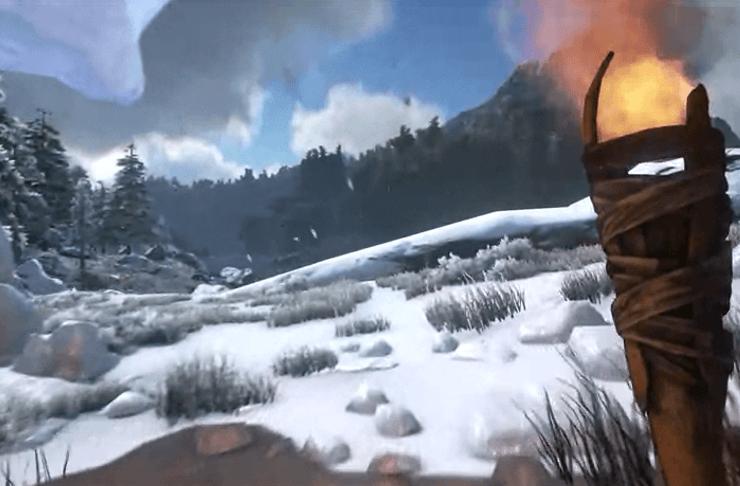 Ark Survival Evolved PC Gameplay
