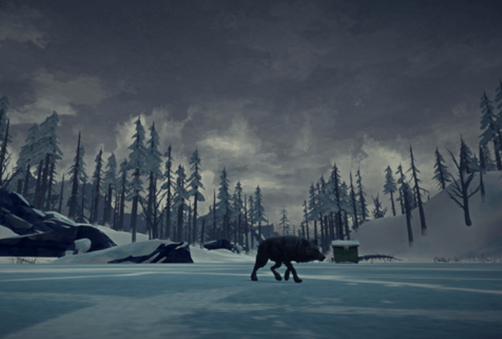 Look out for dangerous wildlife in the Long Dark