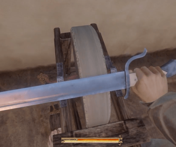 The Noble's Hunting Sword - KCD